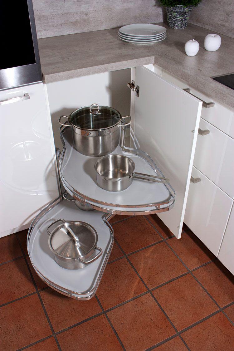 Eckschrank Küche - Küchen kaufen Bad Schwartau Sundhagen ...