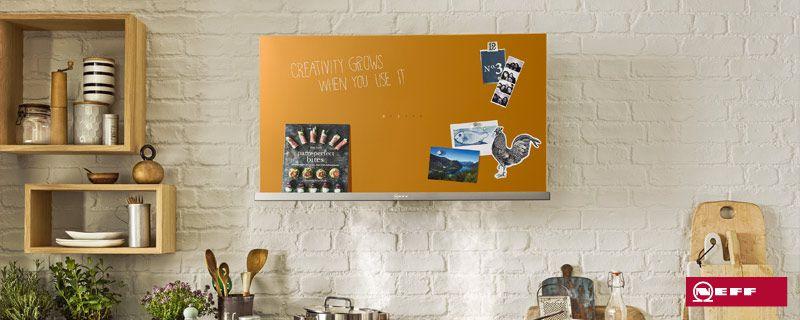 Kreative Dunstabzugshauben von Neff für kreative Küchen. - Ihr ...